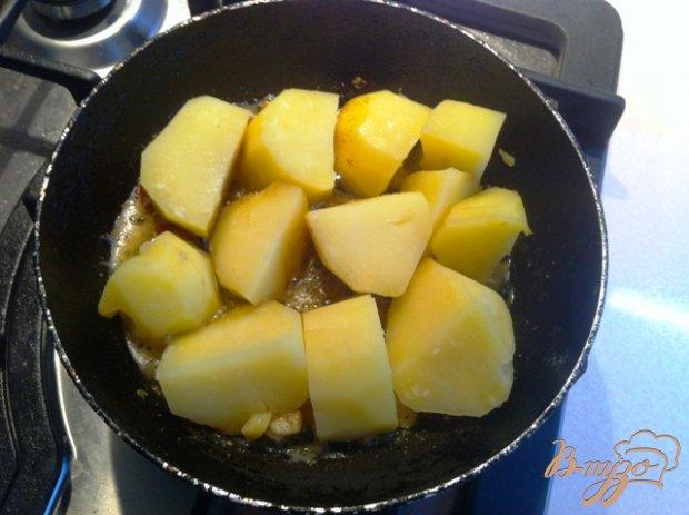Картофель по-восточному