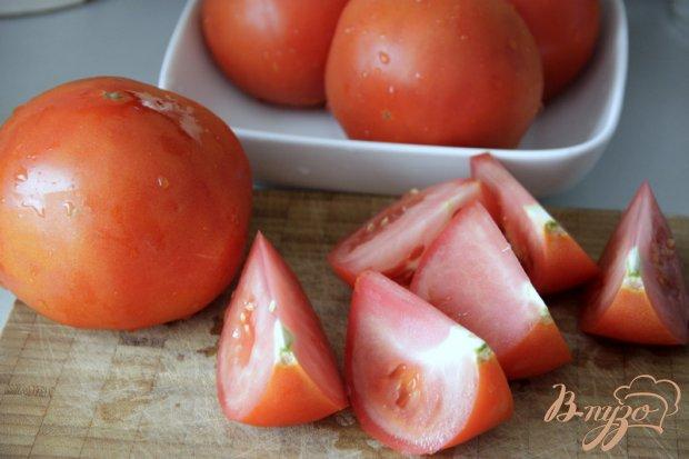 """Закуска из помидоров """"Пальчики оближешь"""""""