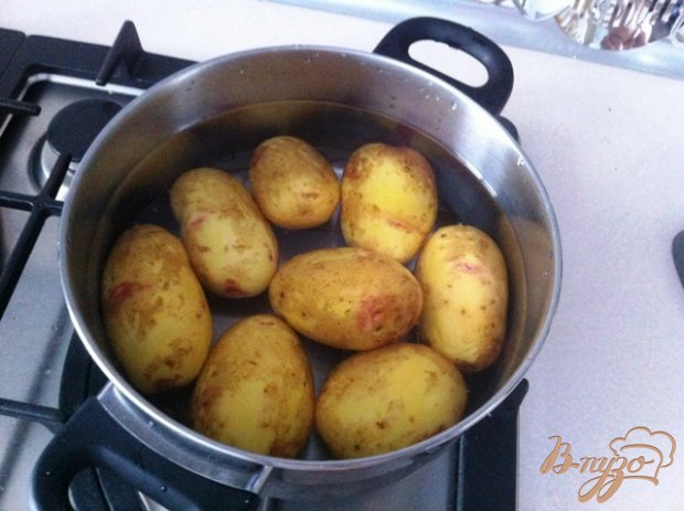 Картофель  Crash Hot Potatoes