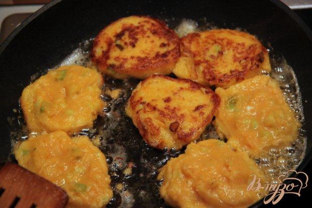 Тыквенно-картофельные оладьи