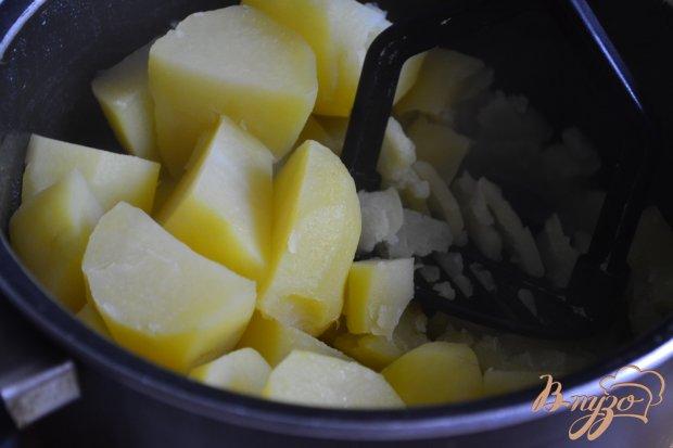 Картофельное пюре с имбирем