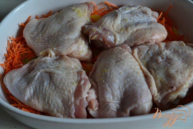 Куриные бедрышки под медово-горчичной корочкой