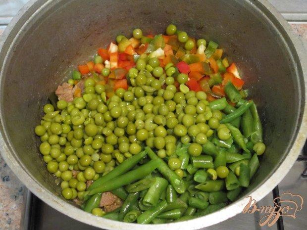 Рагу с овощами