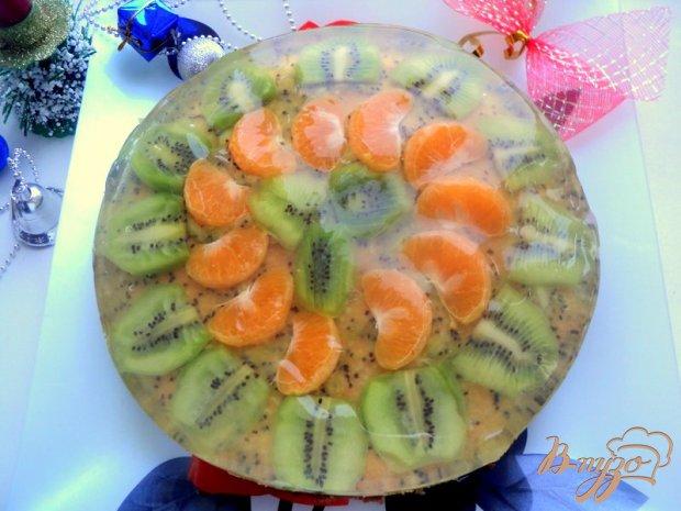 Бразильский пирог «Болу»