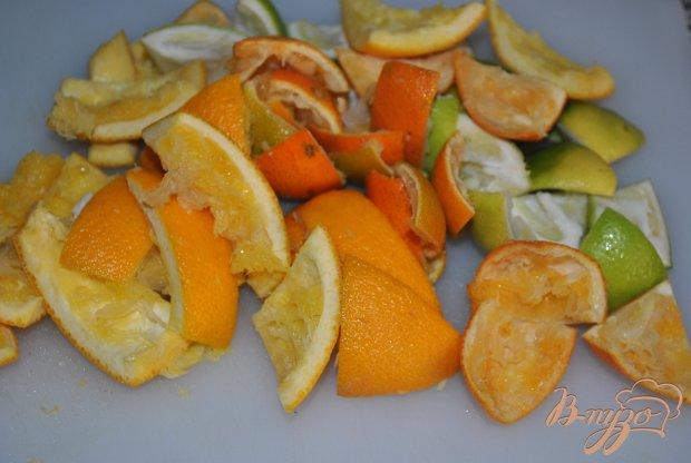 Цитрусовый лимонад по-домашнему
