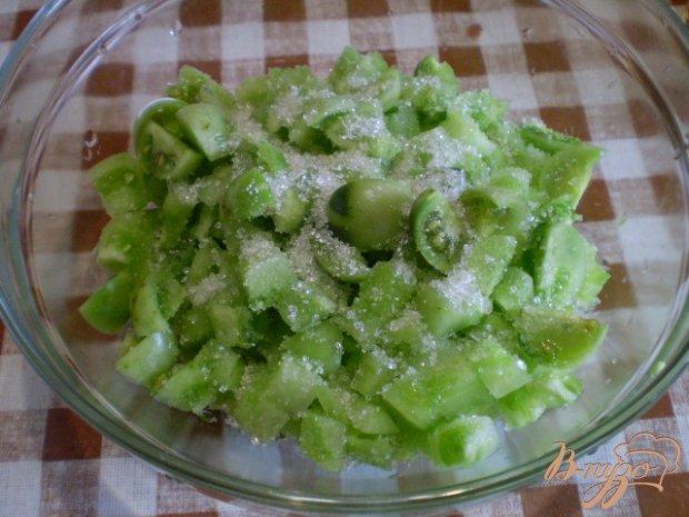 Икра из зеленых помидоров