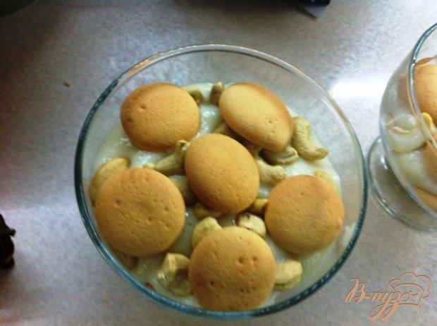 Десерт воздушный с кешью