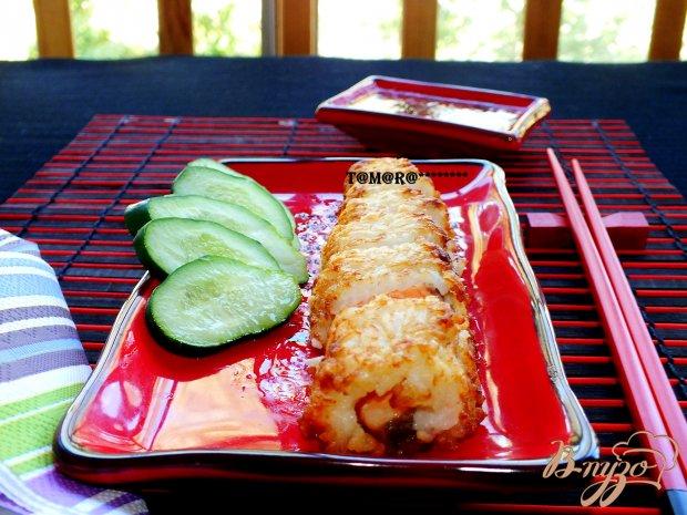 Рисовые зразы с рыбо1