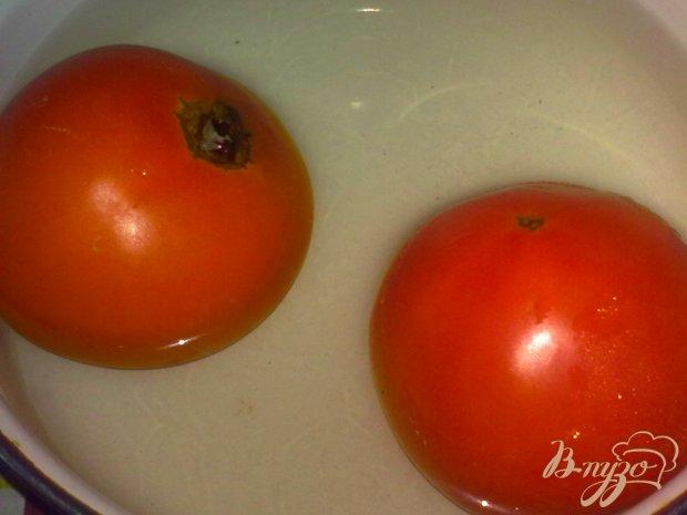 Салат из помидор с орехами