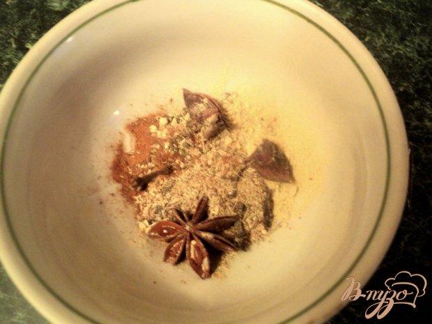 Корзинка и печенье из пряничного теста