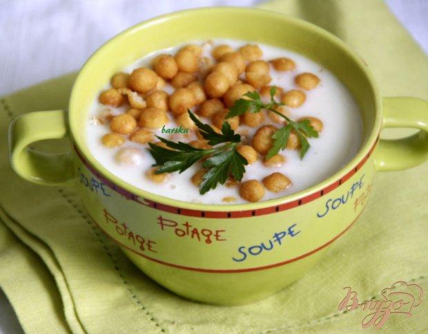 Суп-велюте из цветной капусты