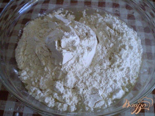 Печенье на мятном настое