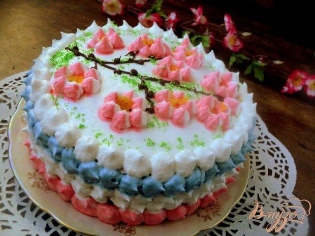 Торт «Крымская весна»