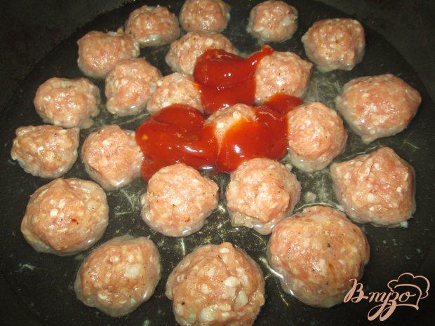 Тефтели в томатной подливке