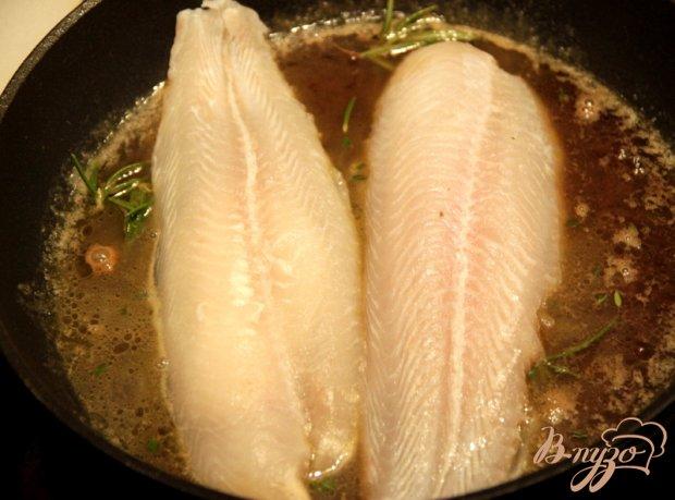 Рыба глазированная
