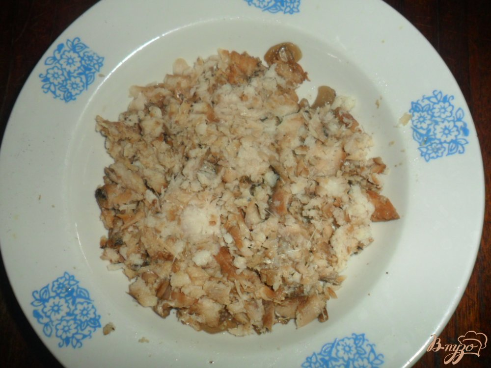 Фото приготовление рецепта: Салат с фасоли шаг №2