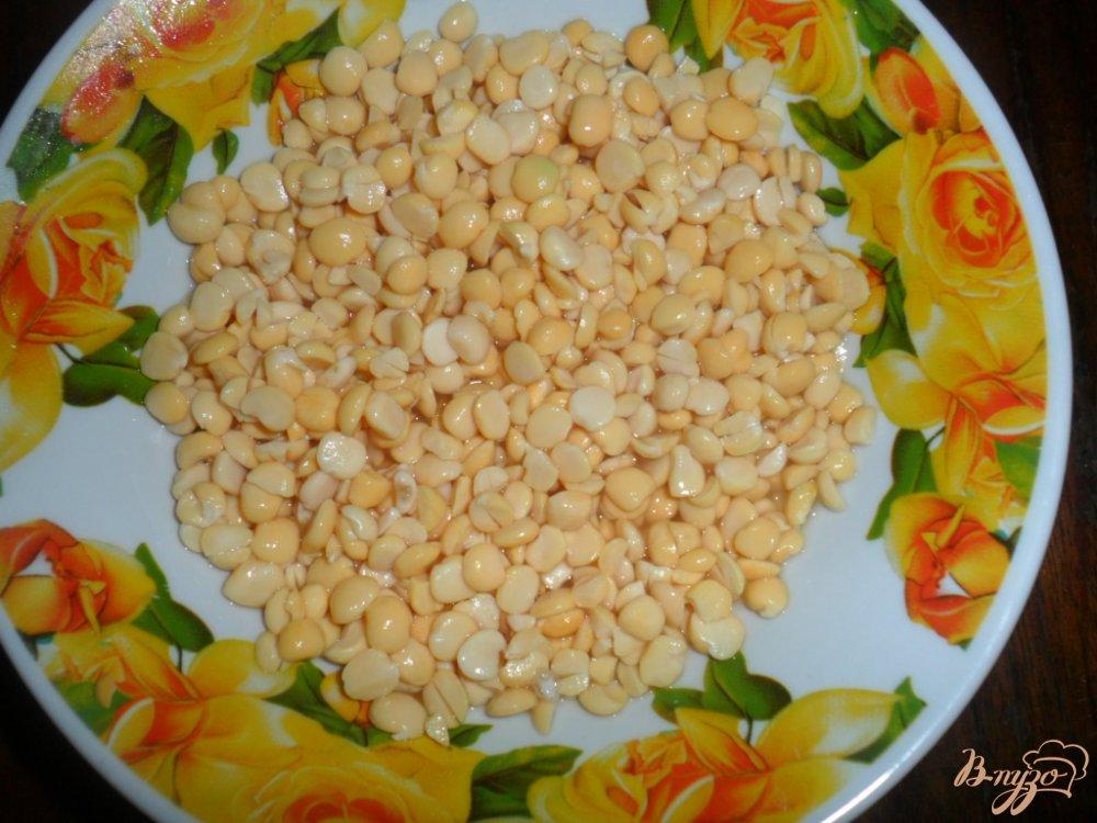 Фото приготовление рецепта: Суп гороховый шаг №1