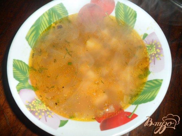 фото рецепта: Суп гороховый