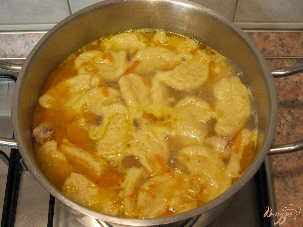 Сколько варить крылышки в супе