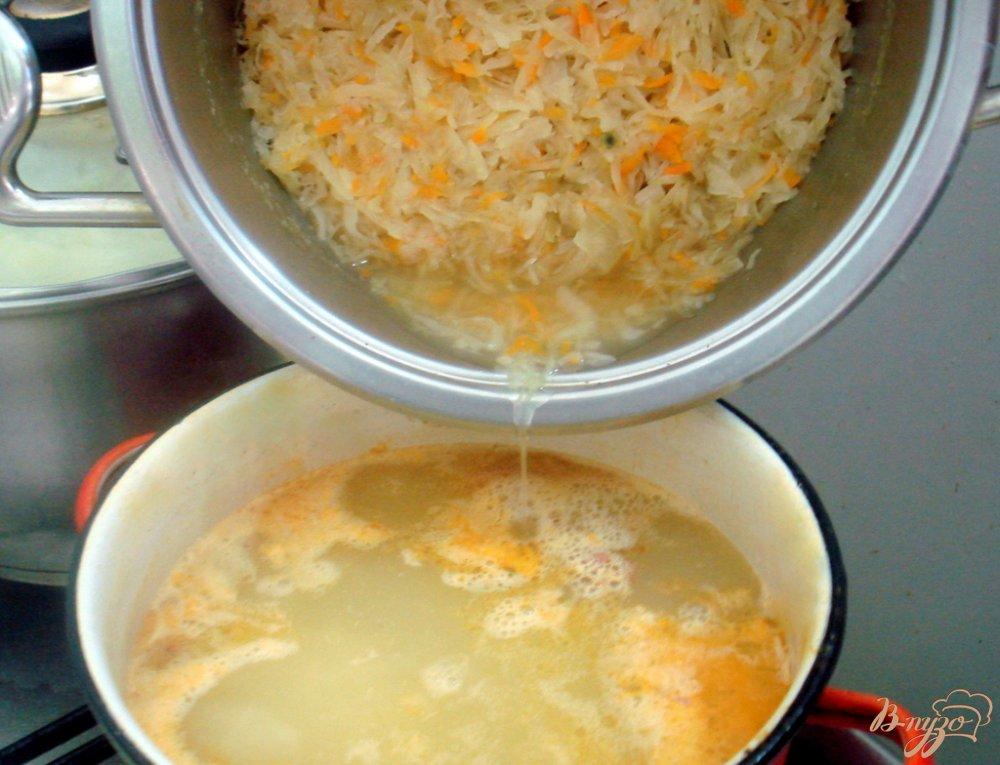 Фото приготовление рецепта: Капусняк по-львовски шаг №8