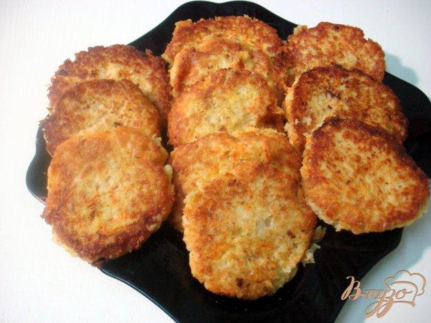 Рецепт Оладьи из капусты с хлопьями геркулес