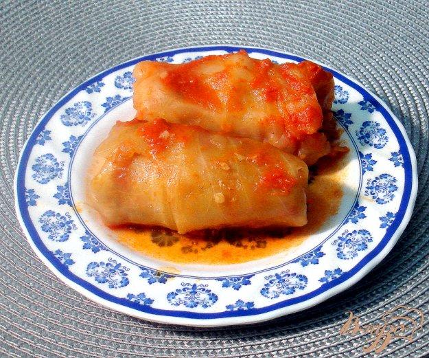 Рецепт Голубцы в томатном соусе