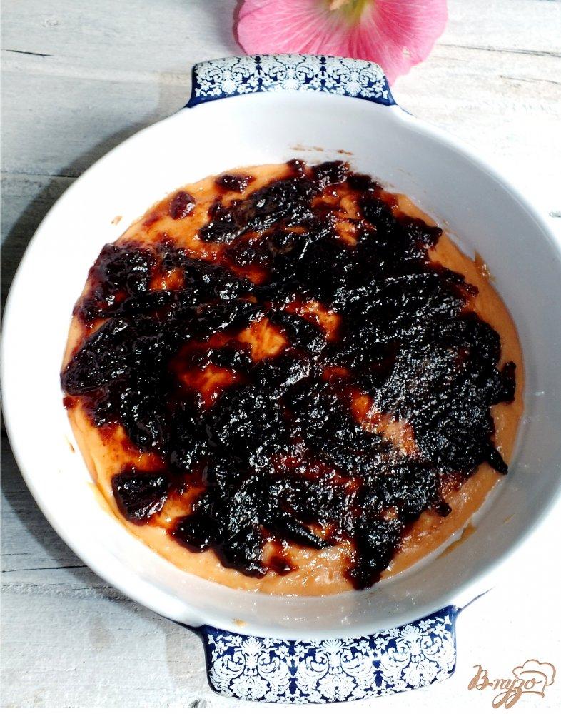 томатный пирог