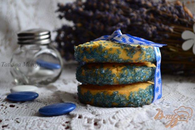 Рецепт Лавандовое печенье