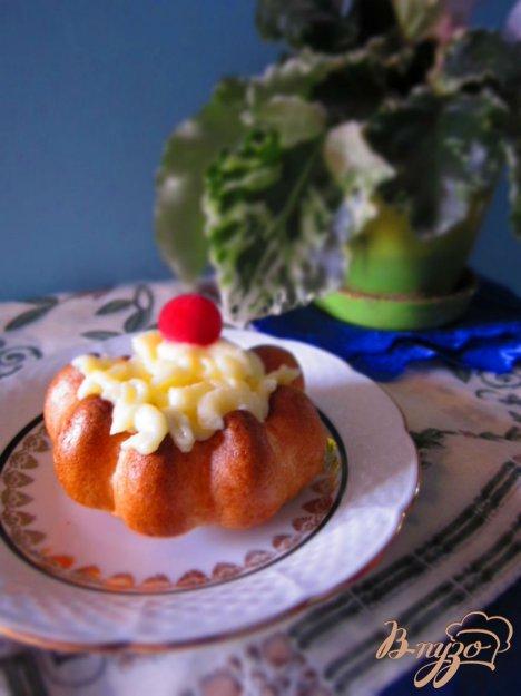 Рецепт Блинные булочки с начинкой