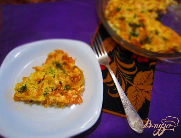 Рецепт Запеченный минтай с овощами