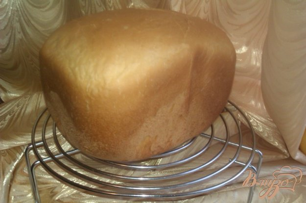 Рецепт Белый хлеб в хлебопечке