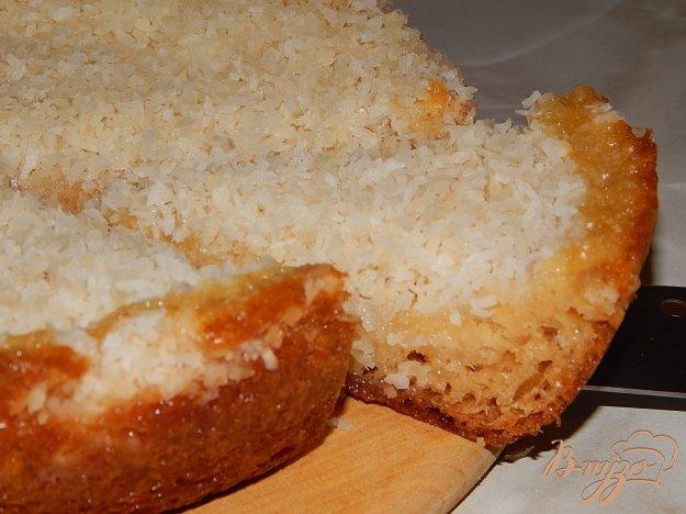 Кокосовый пирог на кефире рецепт с пошагово