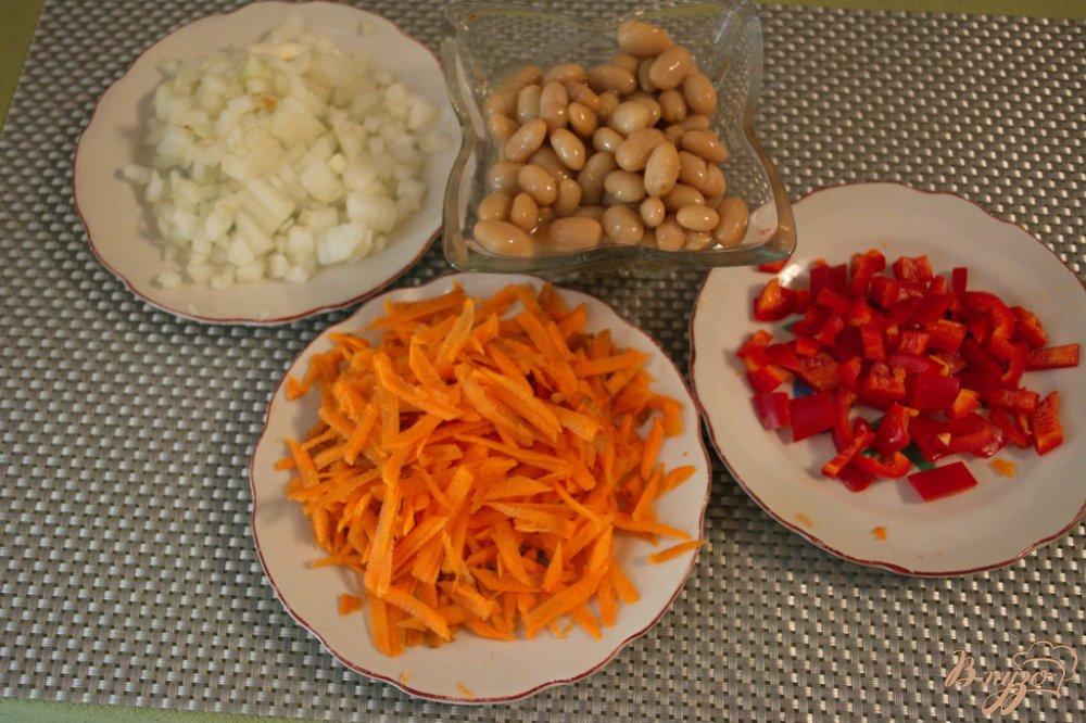 Фото приготовление рецепта: Рагу из говядины без картофеля шаг №1