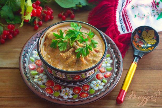 фото рецепта: Рагу из говядины без картофеля