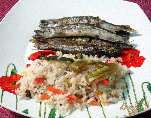 Рецепт Мойва запеченная с прованскими травами