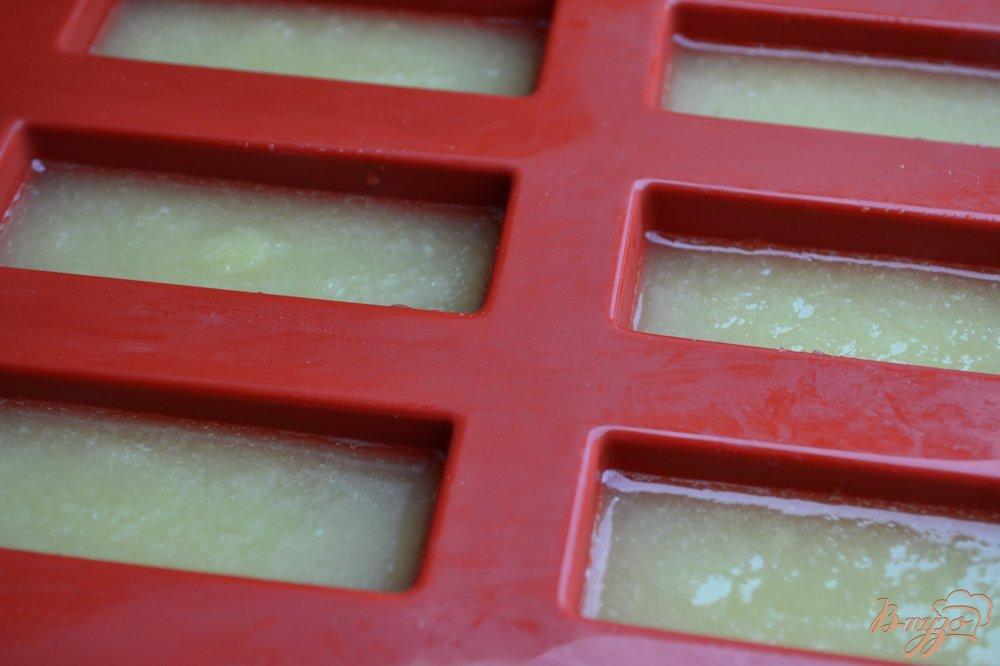 Фото приготовление рецепта: Ананасовые пирожные шаг №4