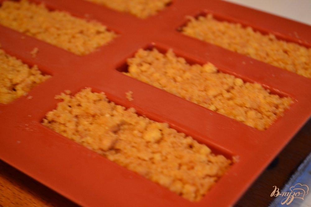 Фото приготовление рецепта: Ананасовые пирожные шаг №6