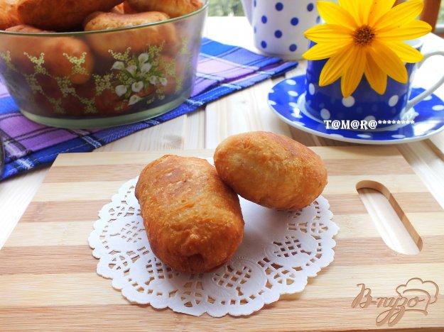Рецепт Пирожки на сметане с капустой