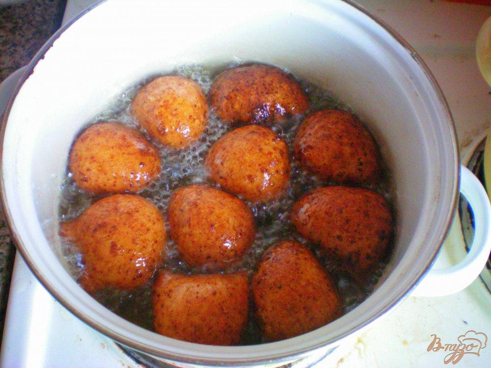 Фото приготовление рецепта: Пышки из творога шаг №5