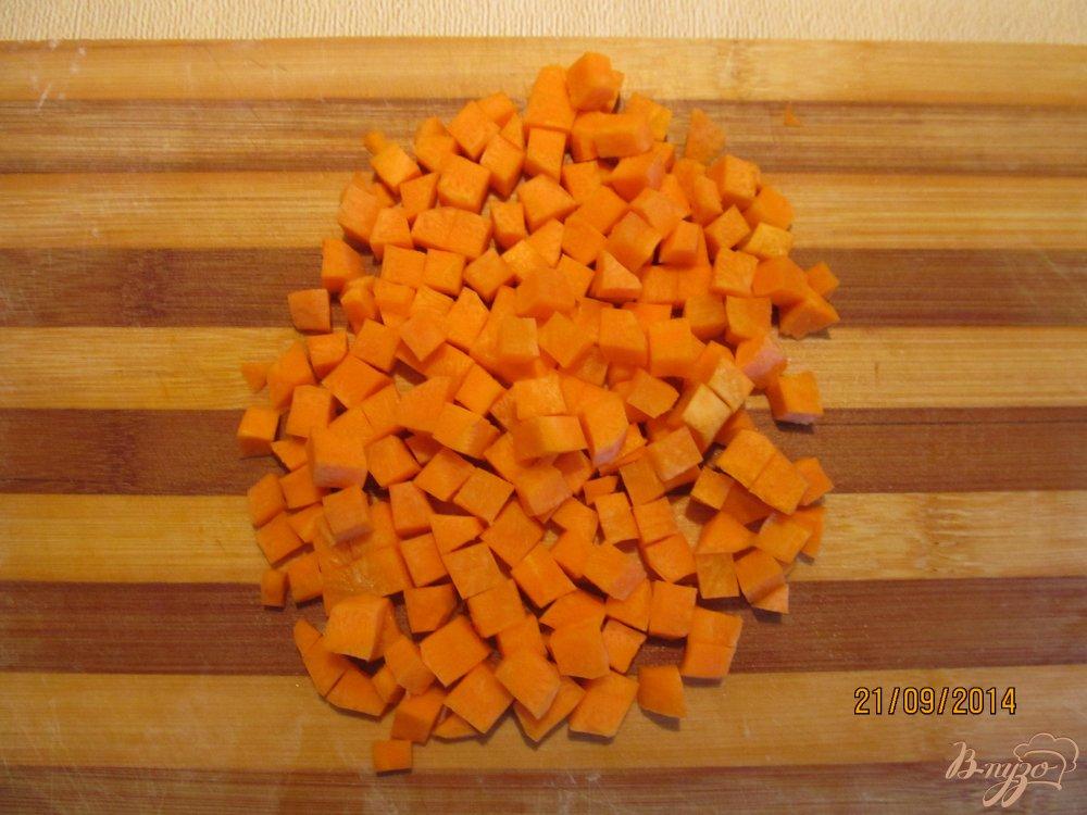 Фото приготовление рецепта: Овощное рагу с мясом летнее шаг №4