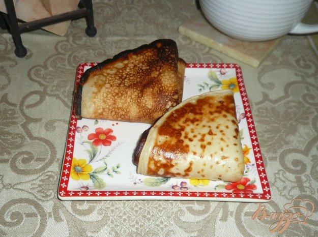 Рецепт Блинчики с медом