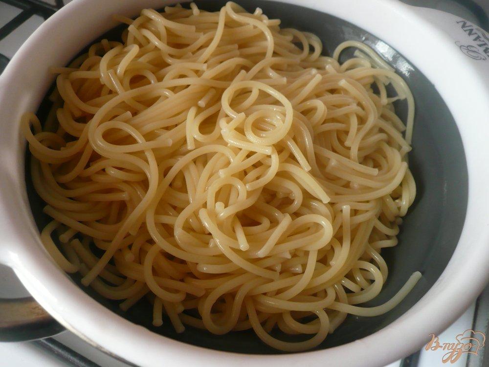 Фото приготовление рецепта: Обед голодного студента шаг №1