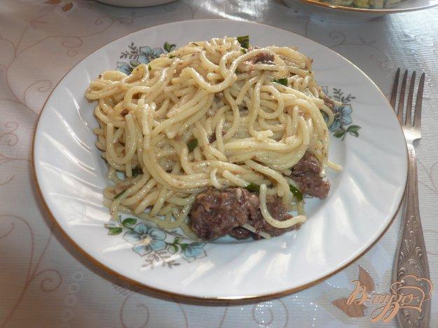 фото рецепта: Обед голодного студента