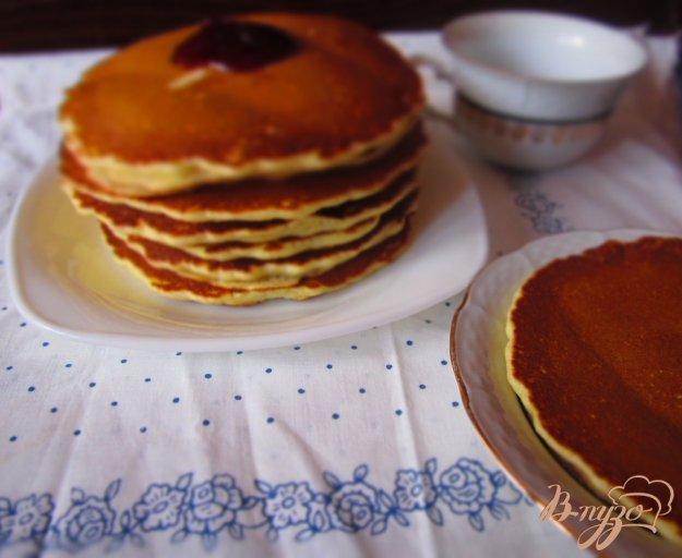 Рецепт Американские панкейки