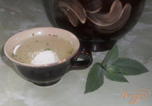 Рецепт Освежающий напиток из эстрагона и лимона