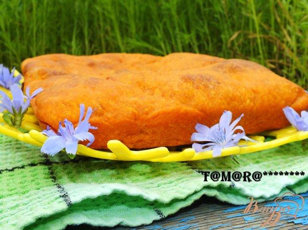 Рецепт Картофельный пирог на томатном тесте
