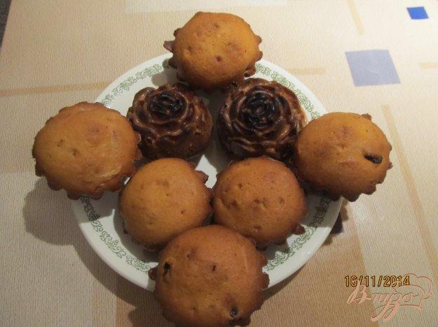 Рецепт Кексы домашние классические