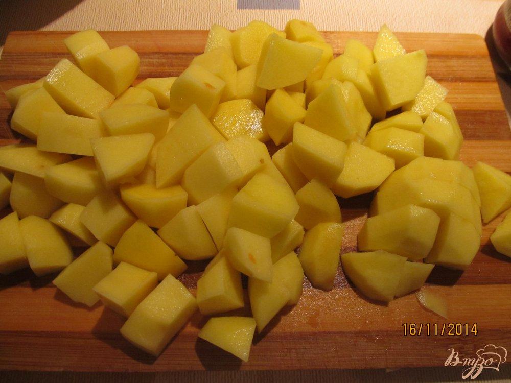 Фото приготовление рецепта: Борщ украинский