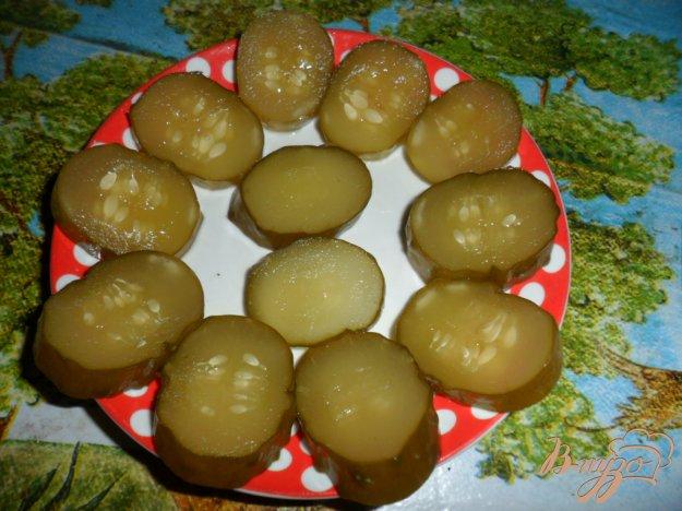 фото рецепта: Малосольно- соленные огурцы