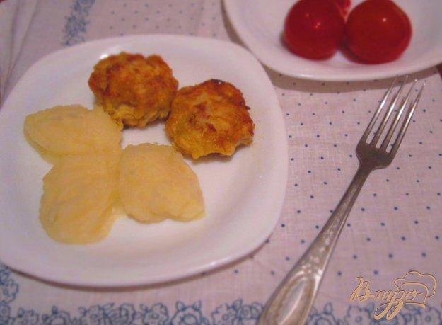 Рецепт Рубленые котлеты с тыквой
